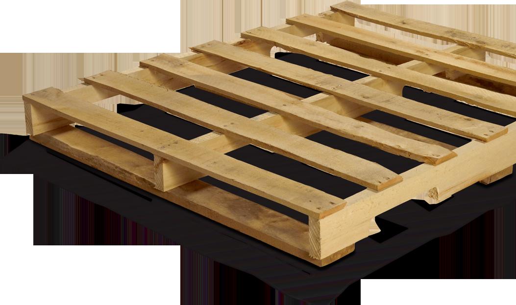 bois de palette à longerons et à blocs, fabricant de palettes sur